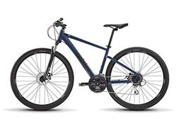 "Diamondback Bicycles Trace 2 Dual Sport Bike, 20"" Frame, 20"""