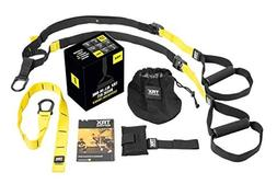 TRX All In One Suspension Training System: Full Body Workout