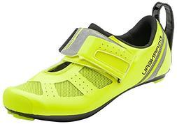 Louis Garneau - Tri X-Speed 3 Triathlon Bike Shoes, Bright Y