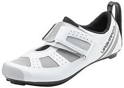Louis Garneau - Tri X-Speed 3 Triathlon Bike Shoes, White/Dr