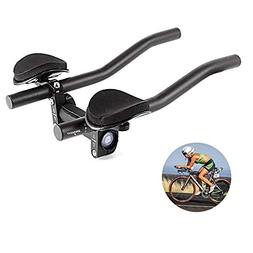 DSRong TT Handlebar Aero Bars Bicycle Rest Handlebar Bike Al