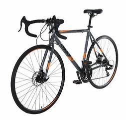 Vilano TUONO T20 Aluminum Road Bike 21 Speed Disc Brakes, 70