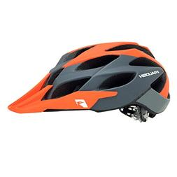 Raleigh TYR Bike Helmet - Orange - Large
