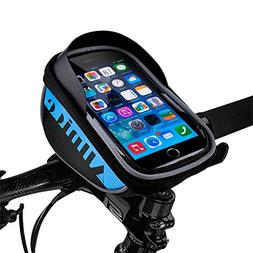 Allnice U Type Design 5.5'' Waterproof Toucscreen Mountain B