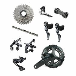 Shimano Ultegra R8000 2 x 11 Speed 53/39T Road Racing Bike G
