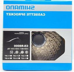 Shimano Ultegra R8000 Cassette 11 Speed 11-28T, 11/28