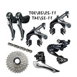 Ultegra R8000 <font><b>Groupset</b></font> <font><b>Road</b>