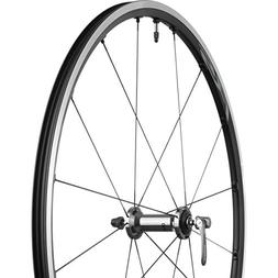 Shimano WH-RS500 Road Wheelset - Tubeless Black, SRAM 11 Spe