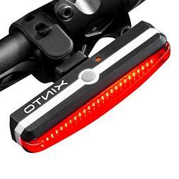 Ultra Bright Bike Light,USB Rechargeable Waterproof Sport LE