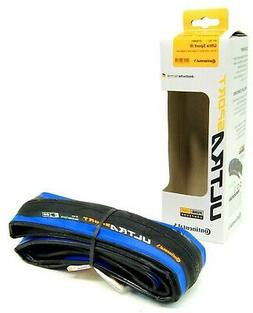 Continental Ultra Sport III 700x25 Black/Blue Folding PureGr