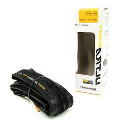 Continental Ultra Sport III 700x25 Black Folding PureGrip Ro