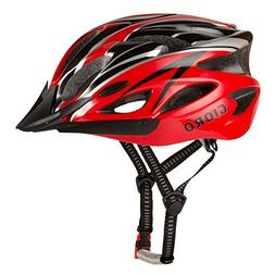 GIORO Ultralight Adult Cycling Bike Helmet for Men Women Spe