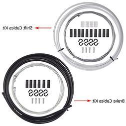 PChero Universal Bike Shift and Brake Cable Sets, Bicycle Br