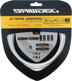 Jagwire Universal Sport Brake XL Kit White
