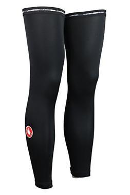 Castelli UPF 50+ Light Leg Sleeves Black, XL