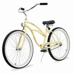 Firmstrong Urban Lady Single Speed, Vanilla - Women's 26 Bea