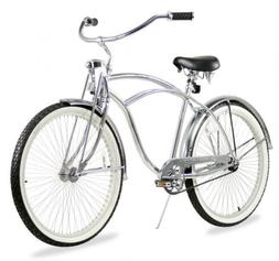 Firmstrong Urban Man LRD Single Speed Beach Cruiser Bicycle,