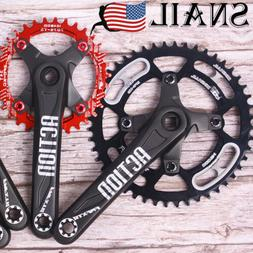 US SNAIL 30-52t 104bcd Crankset Crank set MTB Road BMX Bike