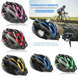 us bicycle helmet mtb road safety adjustable