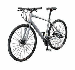 "Schwinn Vantage F2 Men's Flat Bar Road Bike 20.1"" Large Fram"