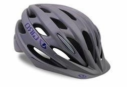 Giro Verona Bike Helmet - Women's Matte Titanium Tonal Lines