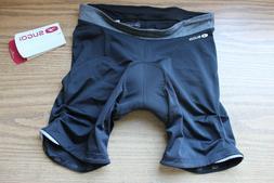 Sugoi Womens Verve Bike Shorts 38188F Black Size Large
