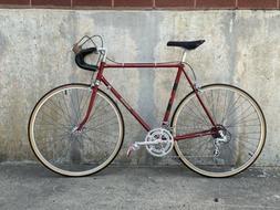 Vintage Windsor Road Bike - Suntour 70s Steel - Custom Resto