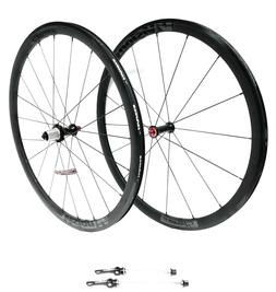 Vision Trimax 35 Road Bike Wheelset 700c Aluminum Clincher S