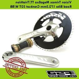 FSA Vision Trimax MegaExo TT/Triathlon Road Bike 172.5mm Cra