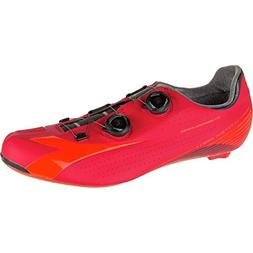 Diadora Vortex-Pro II Shoes - Men's Racing Red/Red Fluo, 43.