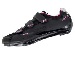 tommaso W. Pista 100 Womens Road Bike Cycling Spin Shoe Dual