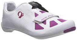 Pearl iZUMi Women's W Race RD IV Cycling Shoe, Purple Wine,