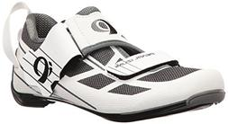 Pearl iZUMi Women's W TRI Fly Select V6 Cycling Shoe, White/
