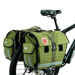 ArcEnCiel 45L Water-Resistant Bicycle Rear Seat Carrier Bag