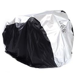 Ouomm Waterproof Bicycle Cover,Large Bike Cover for Mountain