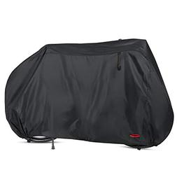 Waterproof Bike Cover 29 Inch Heavy Duty 210D Oxford Bicycle