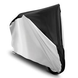 Toudorp Waterproof Bike Cover Universal Ourdoor Protection f