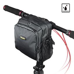 Rhinowalk Bike Handlebar Bag,Bike Front Bag Waterproof Road