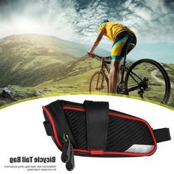 Waterproof Cycling Storage Saddle Bag Mountain Road Bike Und