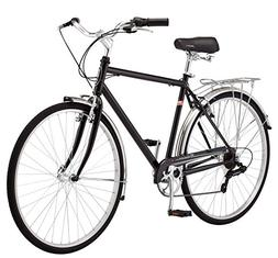 "Schwinn Wayfarer Hybrid 700C Wheel Bicycle, Black, 18""/Mediu"