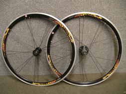 Rolf Vector Comp Wheel Set Shimano 7-10 speed 650c, wth Skew