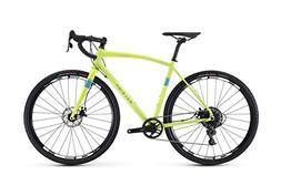 Raleigh Bikes Willard 3 Adventure Road Bike 58cm Frame, Gree
