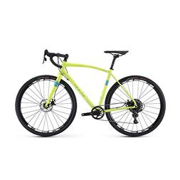 Raleigh Bikes Willard 3 Adventure Road Bike 56cm Frame, Gree