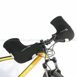 winter mountain cycling gloves road bike handlebar