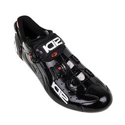 Sidi Wire Carbon Vernice Road Shoe Black