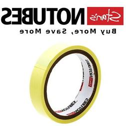 Stans NoTubes Yellow Bicycle Rim Tape - 10 Yard Roll