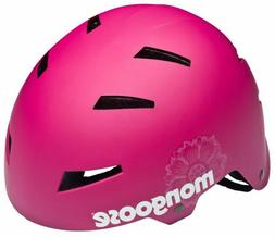 Mongoose Youth Street Hardshell Bike Bicycle Skateboard Helm
