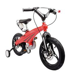 YXGH- Kid's Bicycle 2-4 Years Old Unisex Children's Bikes 12