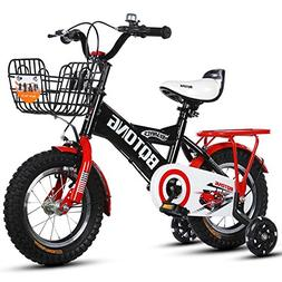 YXGH- Children's Bicycle Baby's Bike 2-4-6 Years Old Cycling
