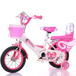 YXGH- Children Bicycle 3-6-9 Years Old Boys and Girls 12/14/